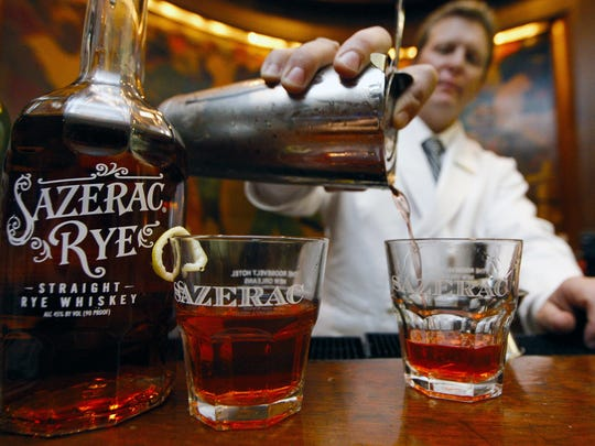 Louisiana-based Sazerac Company Inc. has scouted property