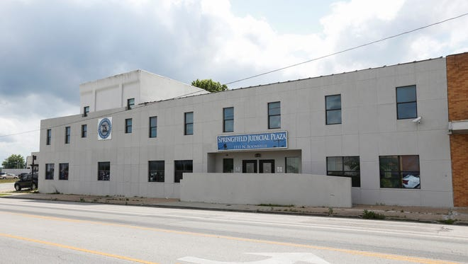 The offices of Southern Missouri Judicial Services at 1111 N. Boonville Ave. in Springfield.