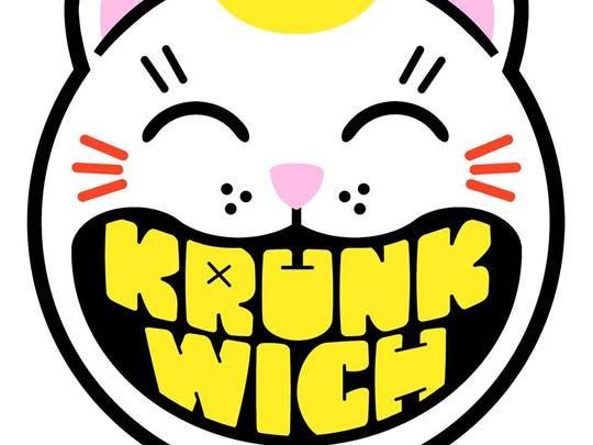 The Krunkwich logo