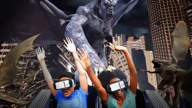 Rage of the Gargoyles will be a featured attraction at the 2016 Fright Fest.