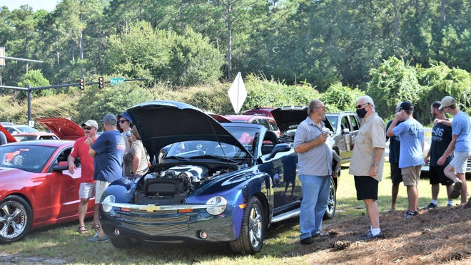 "Dozens of people attended the Richmond Hill Historical Society's monthly ""Cars and Coffee"" meet Sept. 5. ""Cars and Coffee"" meets the first Saturday of the month from 9-11 a.m. in October and November before breaking for the winter."