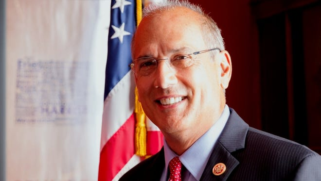 Rep. Tom Marino is a Republican from Pennsylvania's 10th congressional district.