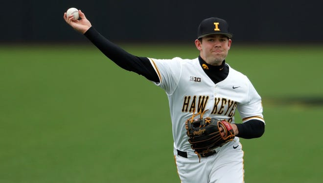The Hawkeyes dropped Game 1 versus Minnesota on Friday afternoon at Target Field.