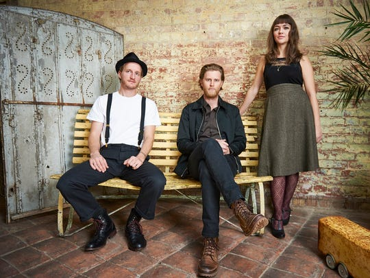 The Lumineers will perform March 10 at Bankers Life Fieldhouse.