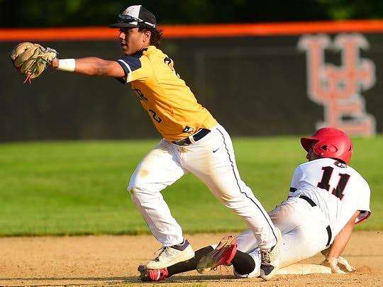 Baker vs. Victor, NYSPHSAA Class A Baseball, Union-Endicott