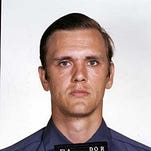 Escaped inmate Glen S. Chambers is shown in this undated photo provided by the Florida Department of Corrections. While making office furniture at a state prison in February 1990, Chambers got other inmates to box him inside a crate and load it onto a truck, authorities said. Chambers is among more than 130 state prison escapees nationwide who are listed as on the loose.