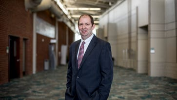Gino Giacumbo is the new General Manager of the Blue Water Area Convention Center, which is managed by SMG.