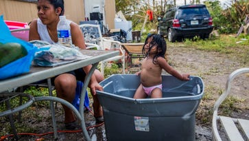 Hurricane Irma: Relief slow to come to Collier displaced who need it most, if at all