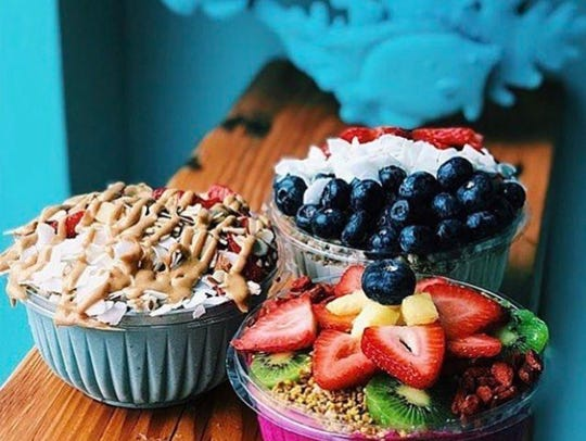 Two friends from Wayne and Pequannock will open a Playa Bowls franchise on Route 23 north, Pompton Plains, early in 2018.