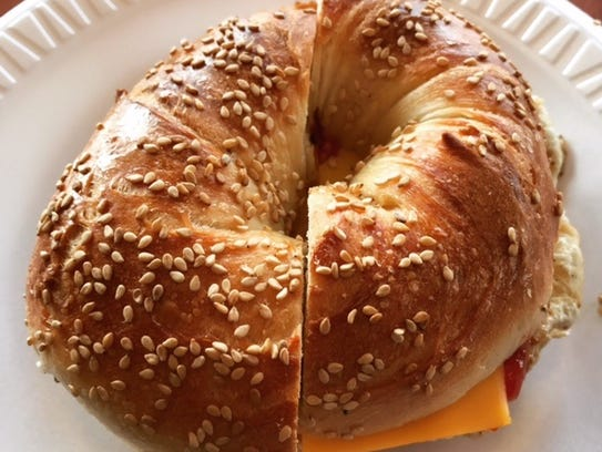 Bagel from Zimi