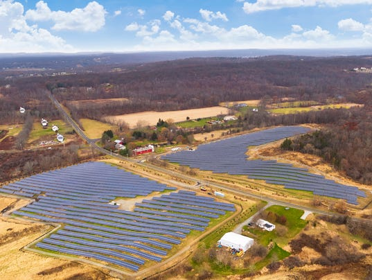 NRG Community Solar farm