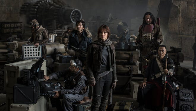 'Rogue One: A Star Wars Story' is the most anticipated film of 2016, according to Fandango.com