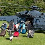 US Warship Diverts To Help New Zealand Quake Evacuation