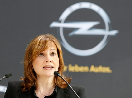 Facing Controversy Gm Reveals Ceo 39 S Total Pay