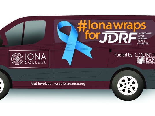 Iona Wrap for a Cause