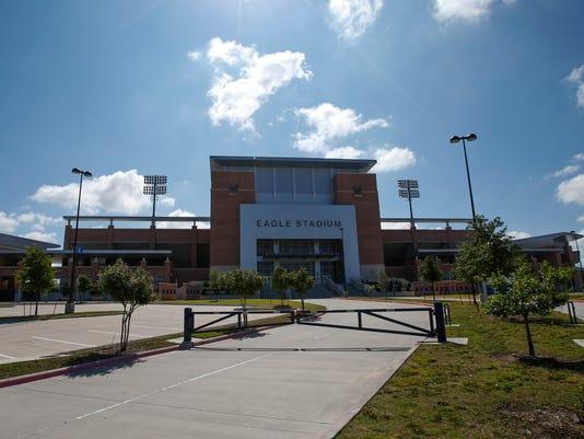 Blame emerges like cracks in Texas high school stadium