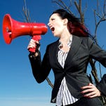 Our brains were never designed for yelling in the face of non-urgent scenarios.