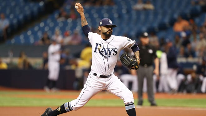 After entering games as a reliever 19 times once the season began, Sergio Romo has now started in his last four appearances.
