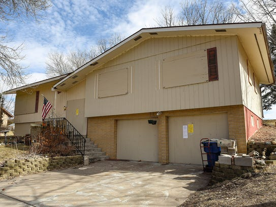 Renovation is beginning Monday, March 20, to this home