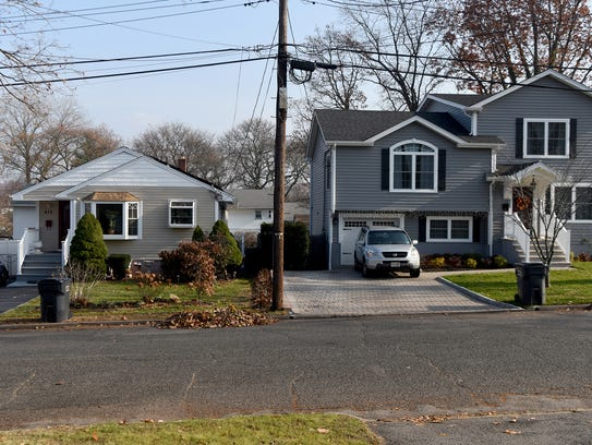 Homes on Greenwich Street in Bergenfield. The owner
