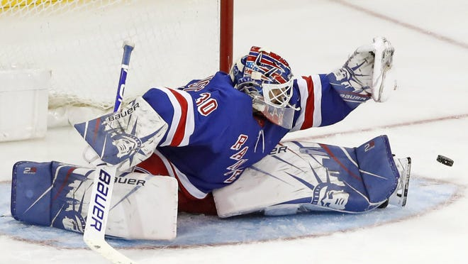 Franchise goalie Henrik Lundqvist's career with Rangers may be over after 38-year-old made just four starts in the team's last 29 games before the break due to COVID-19.