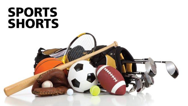 Sports shots standing art