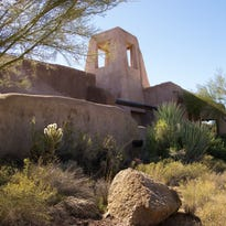 Cool home: Scottsdale's first straw-bale house still offers inspiration