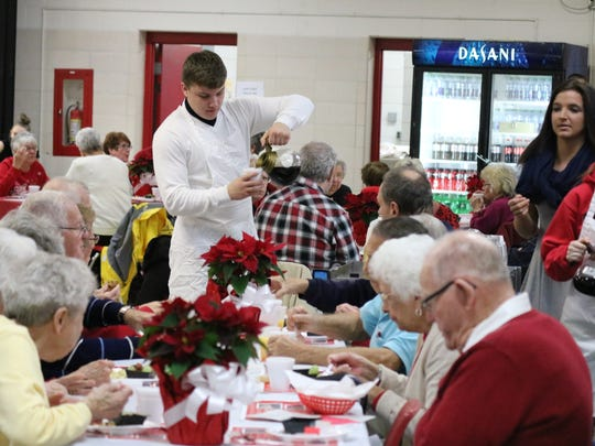 On Tuesday, Port Clinton High School hosted the 16th