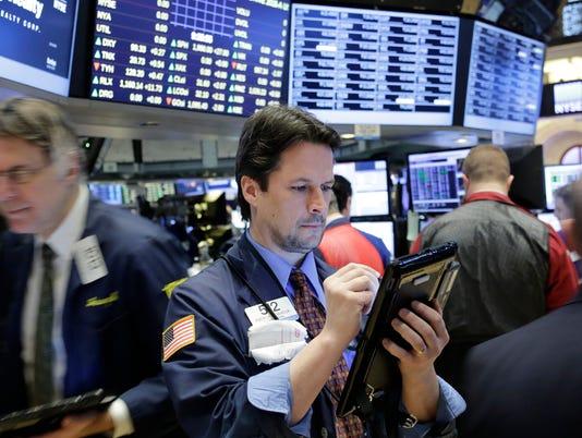 China plunge? Pshaw! Dow gains 282