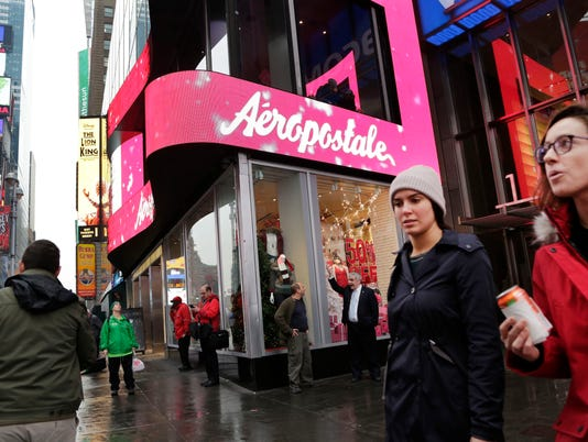 AEROPOSTALE SALE TALKS