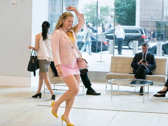 "Amy Schumer stars as Renee in  ""I Feel Pretty."""