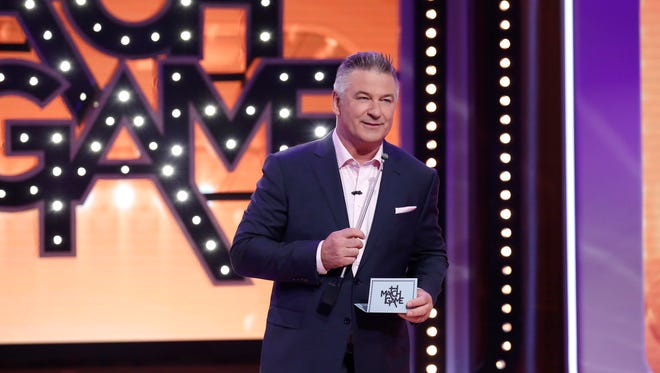 iconic panel game show 'Match Game' is being revived by ABC and hosted by Alec Baldwin.