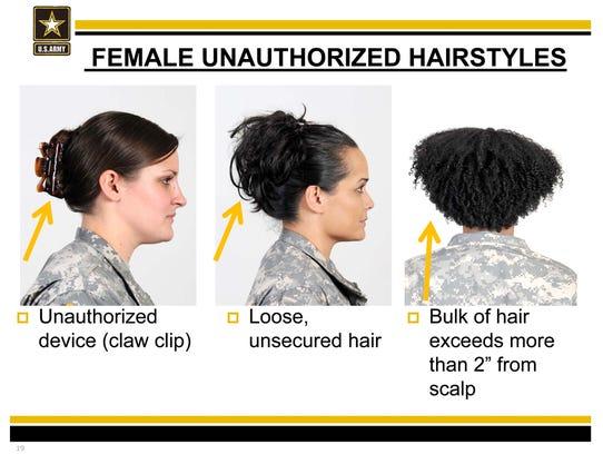 Army hair 040214