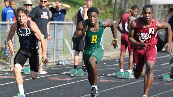 Reynolds will host Saturday's 3-A Western Regional track meet.