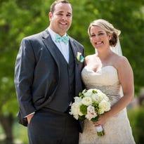 Weddings: Melanie Lisa Adams & Andre Luis Pesce Schleiniger