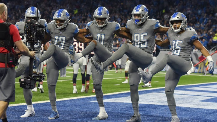 Wojo: Stafford keeps firing, Lions' hopes keep breathing
