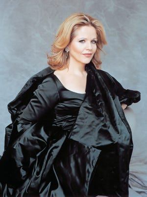 The Eastman School of Music's premier orchestra, the Eastman Philharmonia, will be joined by one of the school's most accomplished alumni, four-time Grammy Award-winning soprano and Churchville native Renée Fleming, for a concert on Saturday, Nov. 12, in Kodak Hall at the Eastman Theatre.