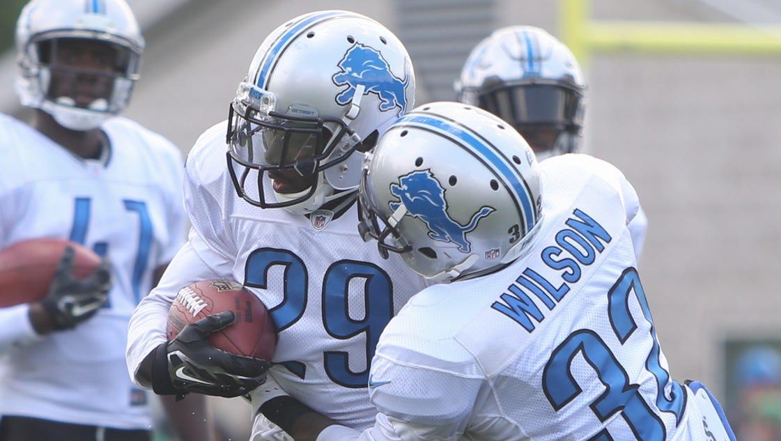 Nike NFL Womens Jerseys - Lambeau hero Crezdon Butler fighting for Detroit Lions roster spot
