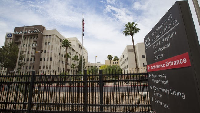 Three top exectuves at the Phoenix VA hospital were notified of their proposed removal on March 15, 2016, in connection with the wait-time scandal in which some veterans died while awaiting care at the hospital.