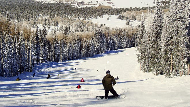 Arizona Snowbowl Skiers and snowboarders can hit the slopes for less Dec. 1-5 with temporarily discounted passes at Arizona Snowbowl near Flagstaff.