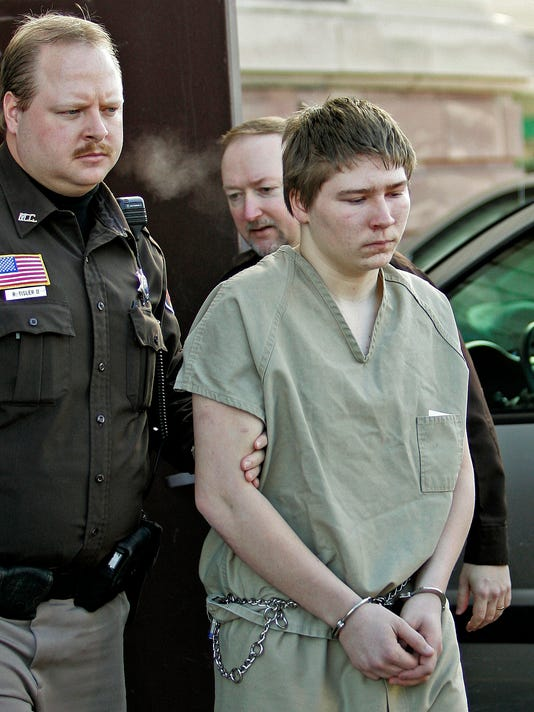 AP MAKING A MURDERER DASSEY A FILE ENT USA WI