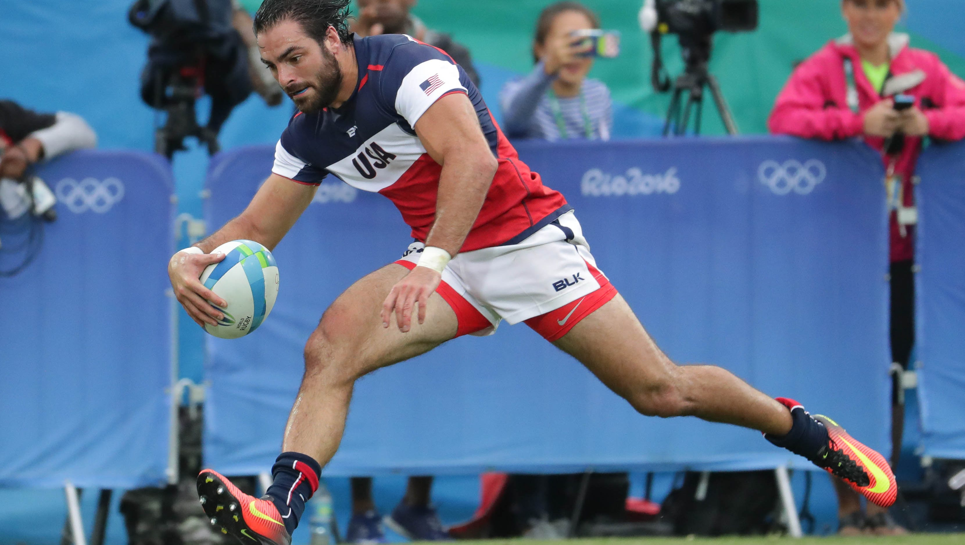 Nate Ebner featured on 'E:60'