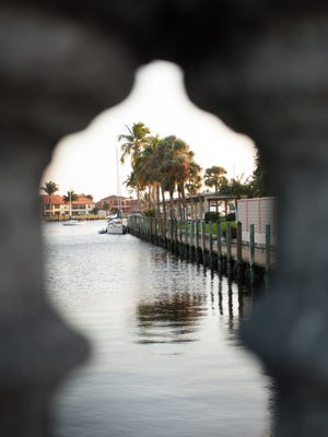 Cape Coral has 400 miles of canals that the city says are going dry. The city wants to build a reservoir to help during the dry winter months.