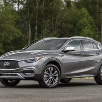 The all-new 2017 QX30 joins Infiniti's premium model lineup.