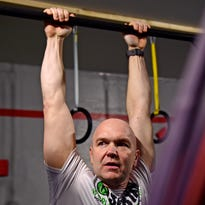 Central Pa. man dropped 100 pounds, opened a fitness studio and will run Boston Marathon