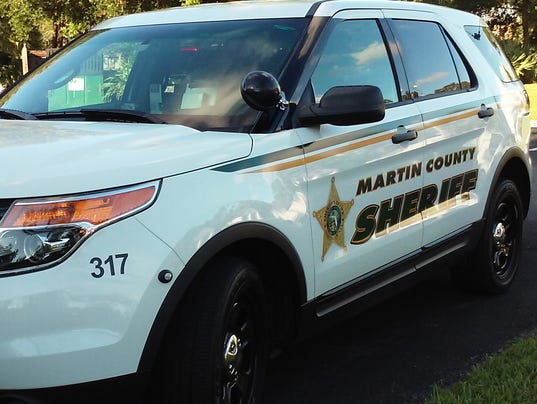 NOT FOR PRINT wreck accident crime 0604-2016 Martin County Sheriff's Office vehicle