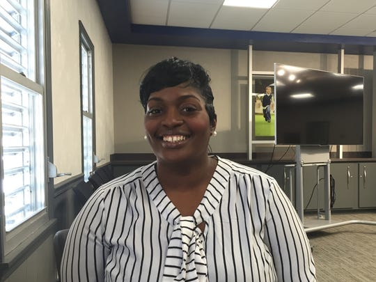 Samantha Bouie, Kate Sullivan third-grade teacher, is a Glenn-Howell finalist.