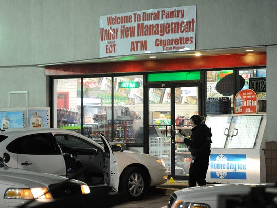 Tyrece Dorsey and William Davis were killed Jan. 28, 2014, at the Citgo station at Rural Street and Brookside Avenue.