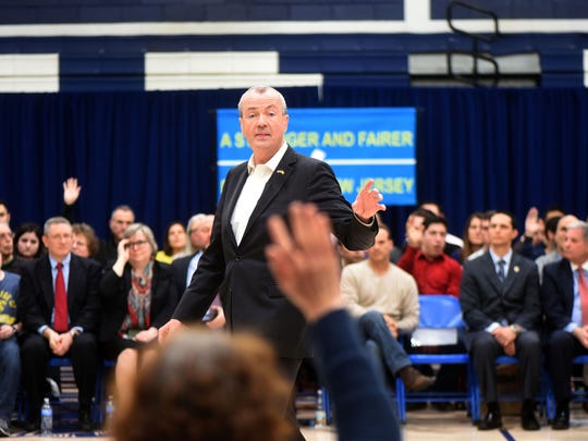 Phil Murphy town hall: Gov. Phil Murphy l holds a town hall at Paramus High School