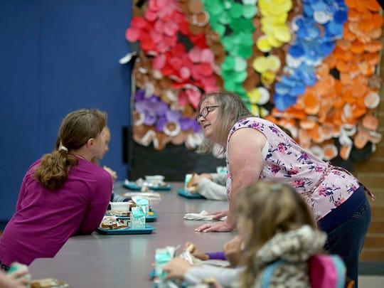 View Ridge Elementary Arts Academy, para-educator Laura